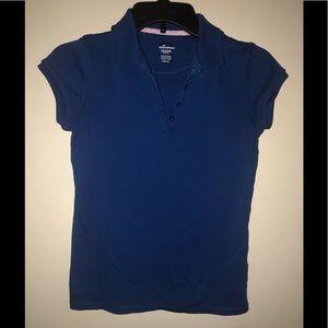 IZOD Royal Blue Uniform Shirt
